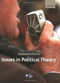 issues-in-political-theory-catriona-mckinnon-paperback-cover-art